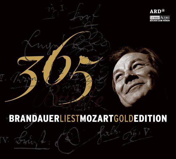 Briefe Von Mozart : Brandauer liest mozart briefe čte mozarta