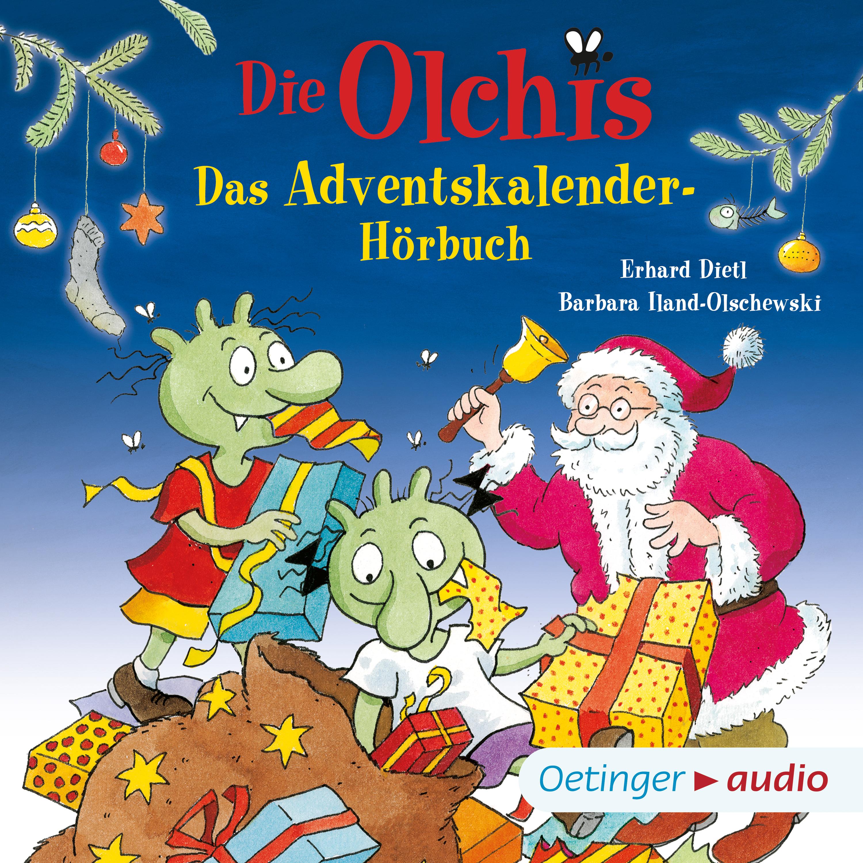 Die Olchis. Das Adventskalender-H
