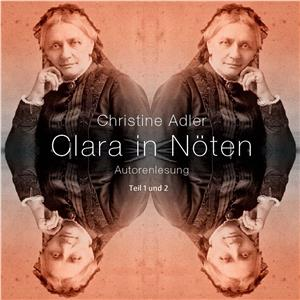 Hörbuch Cover: Clara in Nöten (Download)