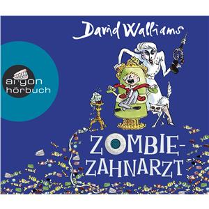 Hörbuch Cover: Zombie-Zahnarzt