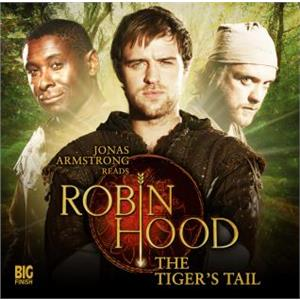Hörbuch Cover: 1.02 Robin Hood - The Tiger's Tail