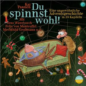 Hörbuch Cover: Du spinnst wohl!