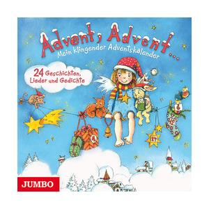 Hörspiel Cover: Advent, Advent