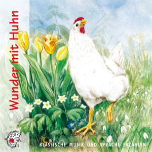 Hörbuch Cover: Wunder mit Huhn