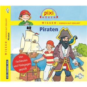 Hörspiel Cover: Piraten
