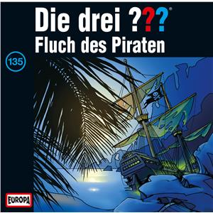 Hörspiel Cover: Fluch des Piraten