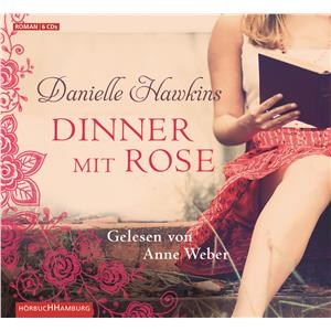 Hörbuch Cover: Dinner mit Rose