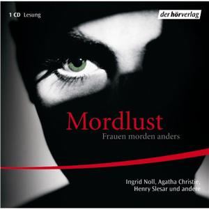 Hörbuch Cover: Mordlust