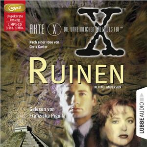 Hörbuch Cover: Ruinen