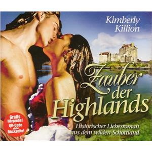 Hörbuch Cover: Zauber der Highlands