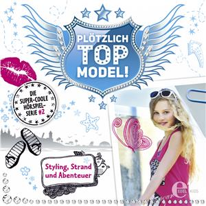 Hörbuch Cover: Folge 2: Styling, Strand und Abenteuer (Download)