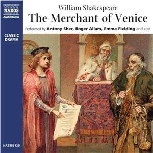 Hörbuch Cover: The Merchant Of Venice (Download)