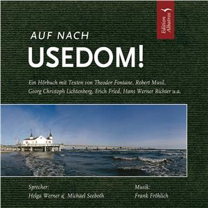 Hörbuch Cover: Auf nach Usedom! (Download)