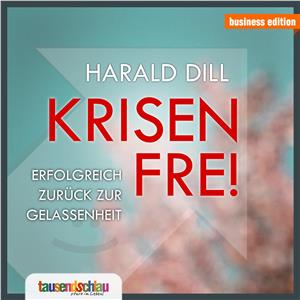 Hörbuch Cover: Krisen frei (Download)