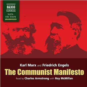 Hörbuch Cover: The Communist Manifesto (Unabridged) (Download)