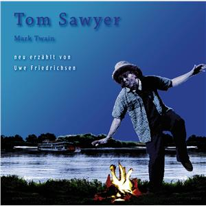 Hörbuch Cover: Mark Twain - Tom Sawyer (Download)