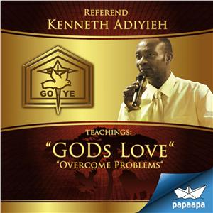 Hörbuch Cover: Teachings: Gods Love & Overcome Problems (Download)