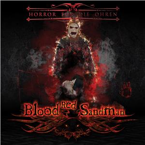 Hörbuch Cover: Blood Red Sandman (Download)