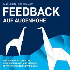 Hörbuch Cover: Feedback auf Augenhöhe (Download)