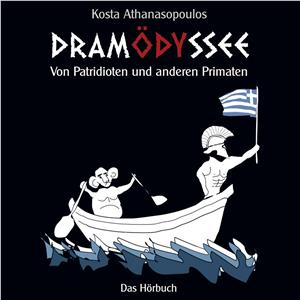 Hörbuch Cover: Dramödyssee (Download)
