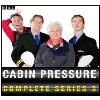 Hörbuch Cover: Cabin Pressure The Complete Series 3