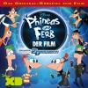 Hörbuch Cover: Disney - Phineas und Ferb - Quer durch die 2. Dimension (Download)