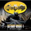 Hörbuch Cover: Batman, Gotham Knight, Folge 1: Der Mann in Schwarz (Download)