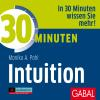 Hörbuch Cover: 30 Minuten Intuition (Download)