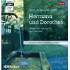 Hörbuch Cover: Hermann und Dorothea