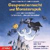 H�rbuch Cover: Gespensternacht und Monsterspuk