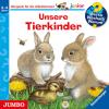 Hörbuch Cover: Unsere Tierkinder