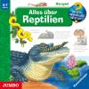 Hörbuch Cover: Alles über Reptilien
