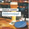 H�rbuch Cover: Altherrenjagd