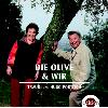 H�rbuch Cover: Die Olive & wir