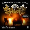 Hörbuch Cover: Totale Vernichtung