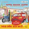 Hörbuch Cover: Autos, Bagger, Laster