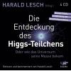 H�rbuch Cover: Die Entdeckung des Higgs-Teilchens