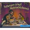 Hörbuch Cover: Pettersson kriegt Weihnachtsbesuch