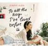 Hörbuch Cover: To all the boys I've loved before