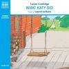 Hörbuch Cover: What Katy Did (Download)