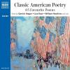 Hörbuch Cover: Classic American Poetry (Download)
