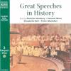 Hörbuch Cover: Great Speeches in History (Download)