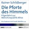 Hörbuch Cover: Die Pforte des Himmels (Download)