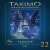 Hörbuch Cover: Takimo - 22 - Sandock (Download)