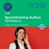 Hörbuch Cover: PONS mobil Sprachtraining Profi: Spanisch (Download)