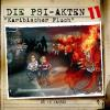 Hörbuch Cover: Die PSI-Akten 11: Karibischer Fluch (Download)