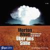 Hörbuch Cover: Über uns Stille (Download)