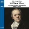 Hörbuch Cover: The Great Poets: William Blake (Download)