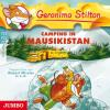 Hörbuch Cover: Geronimo Stilton 12 - Camping in Mausikistan (Download)