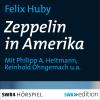 Hörbuch Cover: Zeppelin in Amerika (Download)